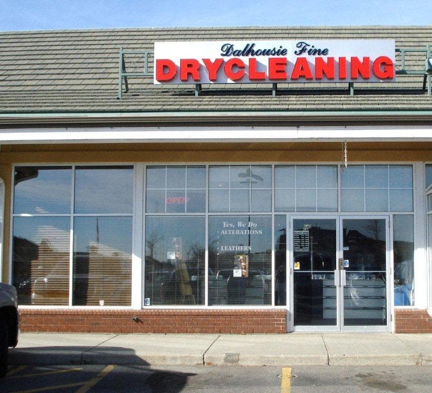 Dalhousie Fine Dry Cleaning