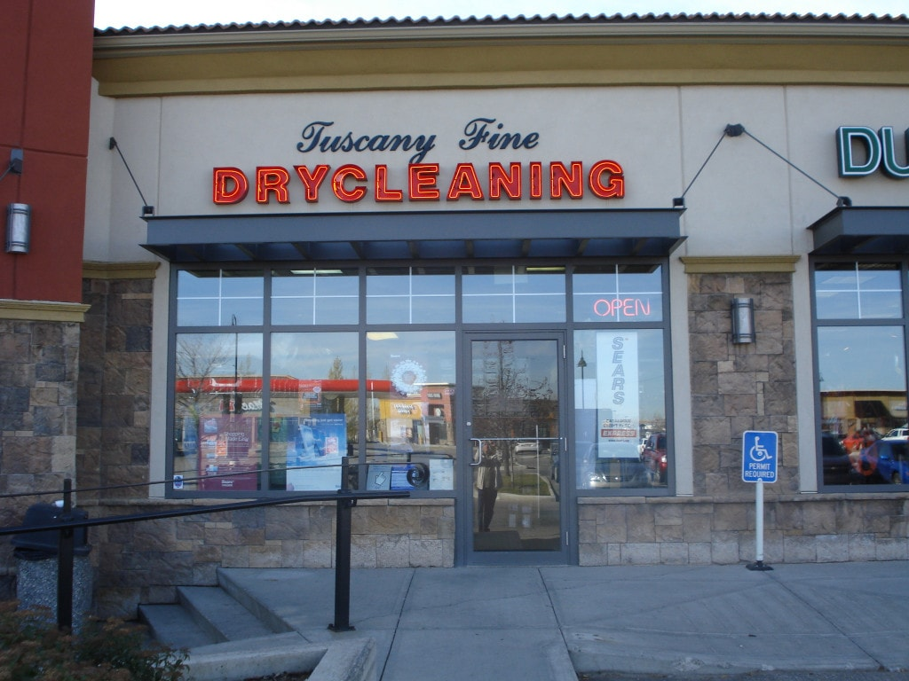 Tuscany Fine Dry Cleaning